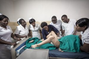 The Global Nurse Capacity Building Program